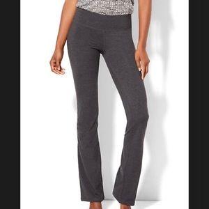 Grey Bootcut Yoga Pant